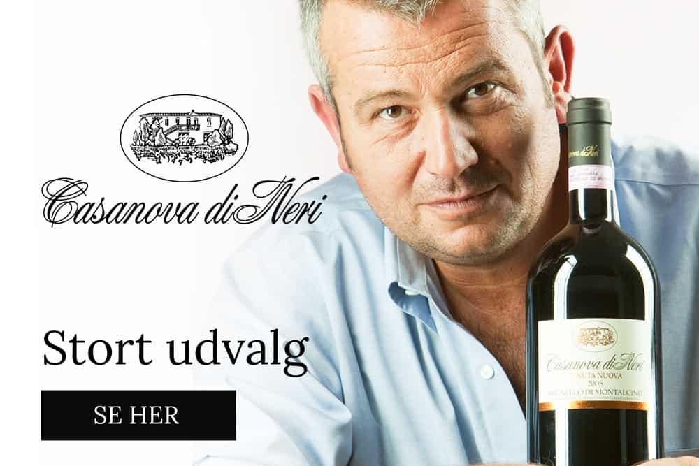 Stort udvalg af Casanova di Neri vine